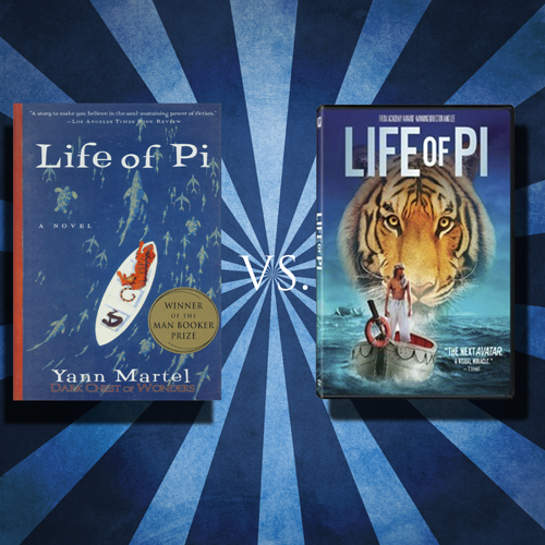 Life of Pi vs  Life of PiLife Of Pi Book