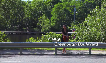 Boston Crowdfunding Video | Fixing Greenough Boulevard | Kickstarter