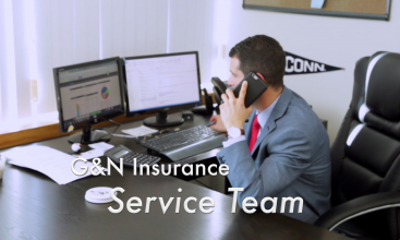 G&N Insurance: Dept. #2 – Service Team