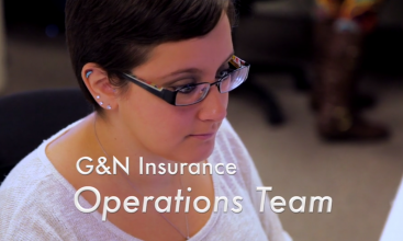 G&N Insurance: Dept. #1 – Operations Team