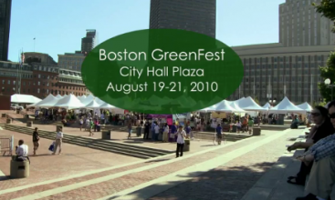 Boston GreenFest 2010