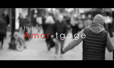 Mortgage Video Production | That's Amor-tgage | RMS | Holiday Video Message