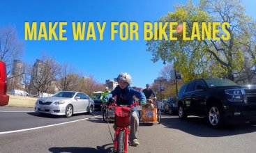 Boston Biking Safety | Boston Cyclists Union | Make Way For Bike Lanes!